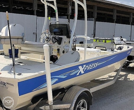 2012 Xpress boat for sale, model of the boat is H20B & Image # 4 of 23