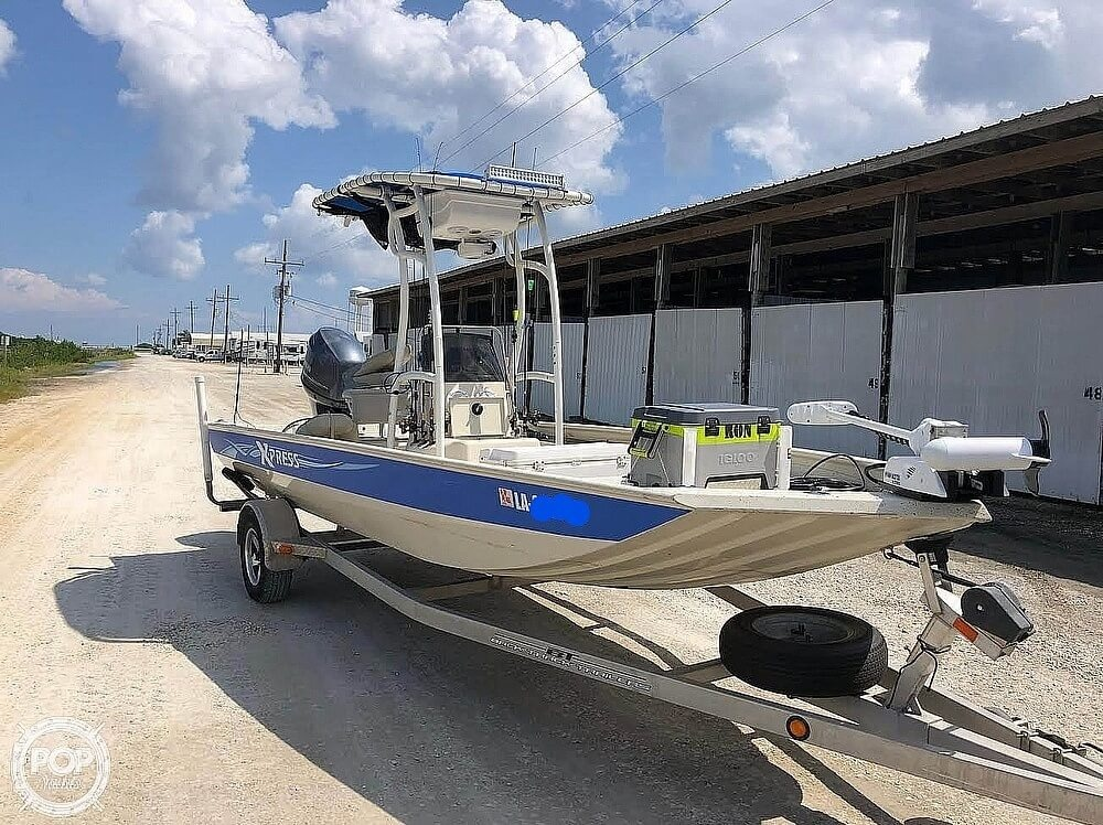 2012 Xpress boat for sale, model of the boat is H20B & Image # 5 of 23
