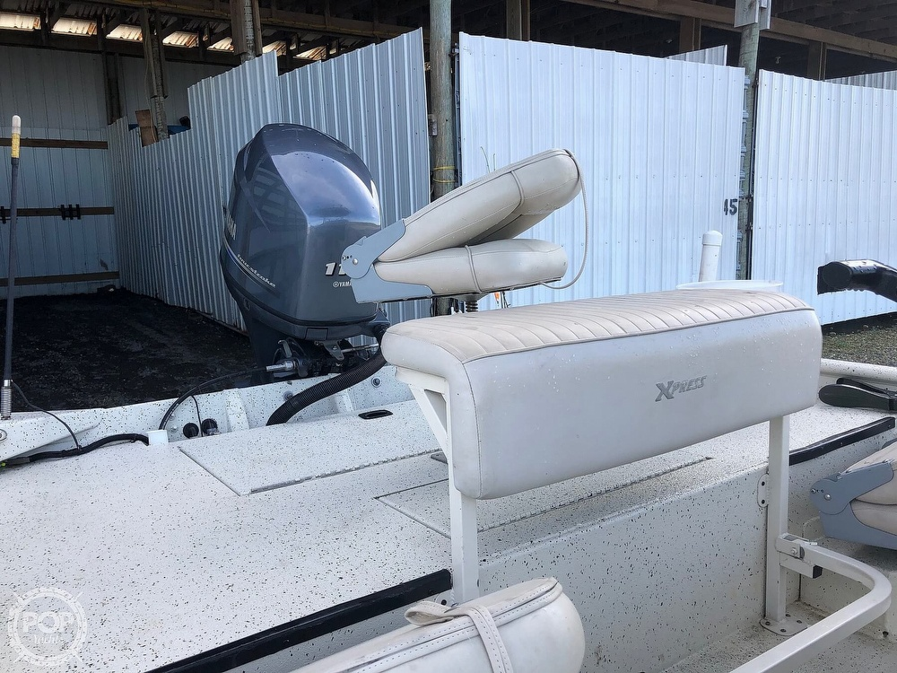 2012 Xpress boat for sale, model of the boat is H20B & Image # 17 of 23