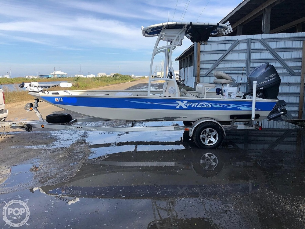 2012 Xpress boat for sale, model of the boat is H20B & Image # 21 of 23
