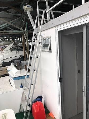 2005 Catamaran Cruisers 35 Vagabond - image 18