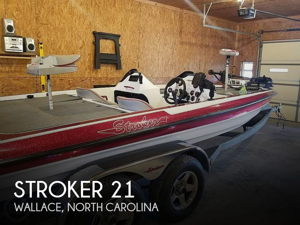 Used Boats For Sale in Fayetteville, North Carolina by owner | 2003 Stoker 21