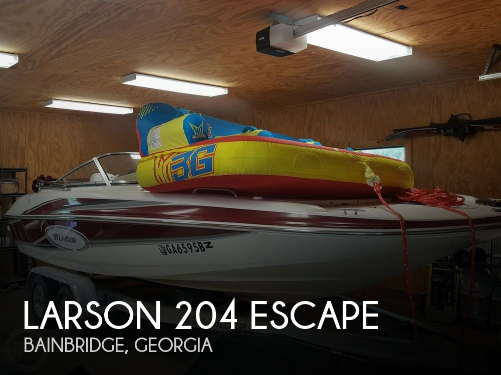 Used Boats For Sale in Dothan, Alabama by owner | 2009 Larson 204 Escape