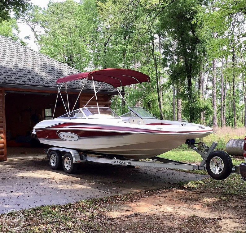 2009 Larson boat for sale, model of the boat is 204 Escape & Image # 3 of 40