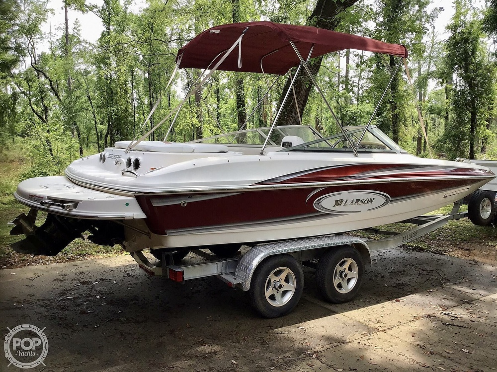 2009 Larson boat for sale, model of the boat is 204 Escape & Image # 16 of 40