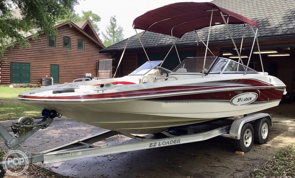 2009 Larson boat for sale, model of the boat is 204 Escape & Image # 19 of 40