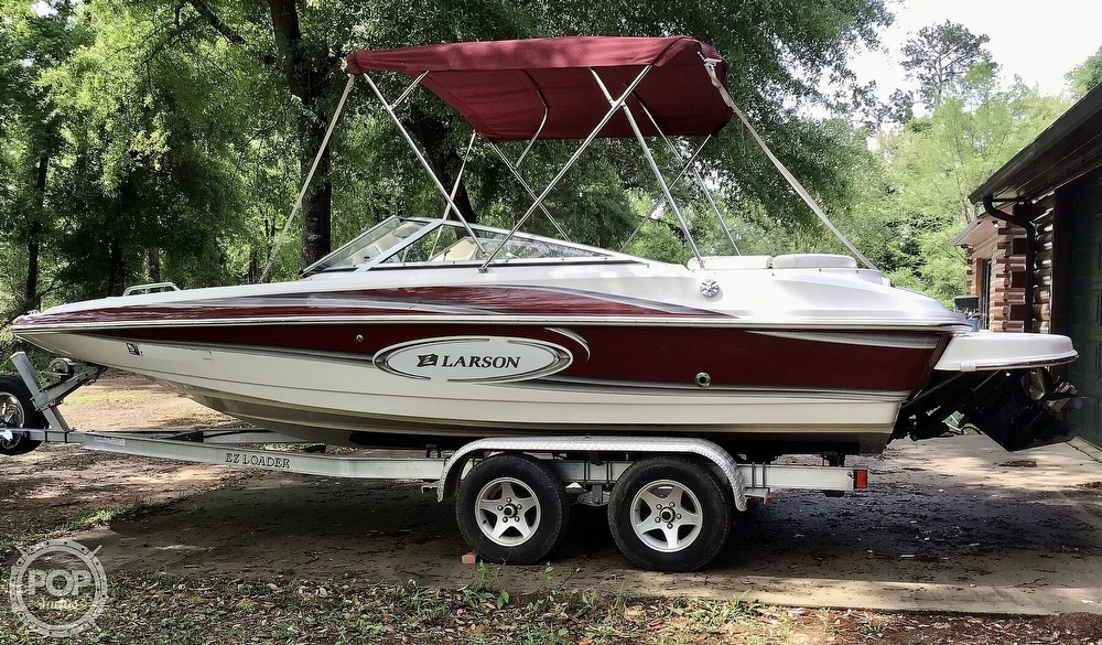 2009 Larson boat for sale, model of the boat is 204 Escape & Image # 4 of 40