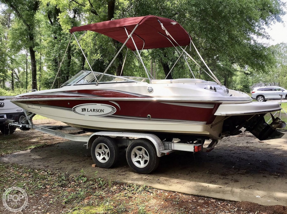 2009 Larson boat for sale, model of the boat is 204 Escape & Image # 20 of 40
