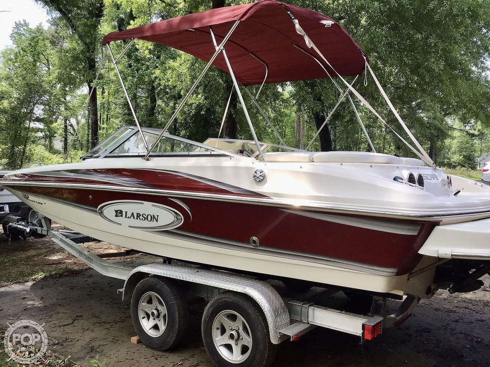 2009 Larson boat for sale, model of the boat is 204 Escape & Image # 5 of 40