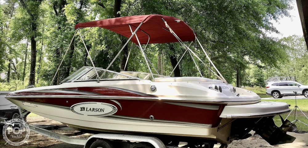 2009 Larson boat for sale, model of the boat is 204 Escape & Image # 6 of 40