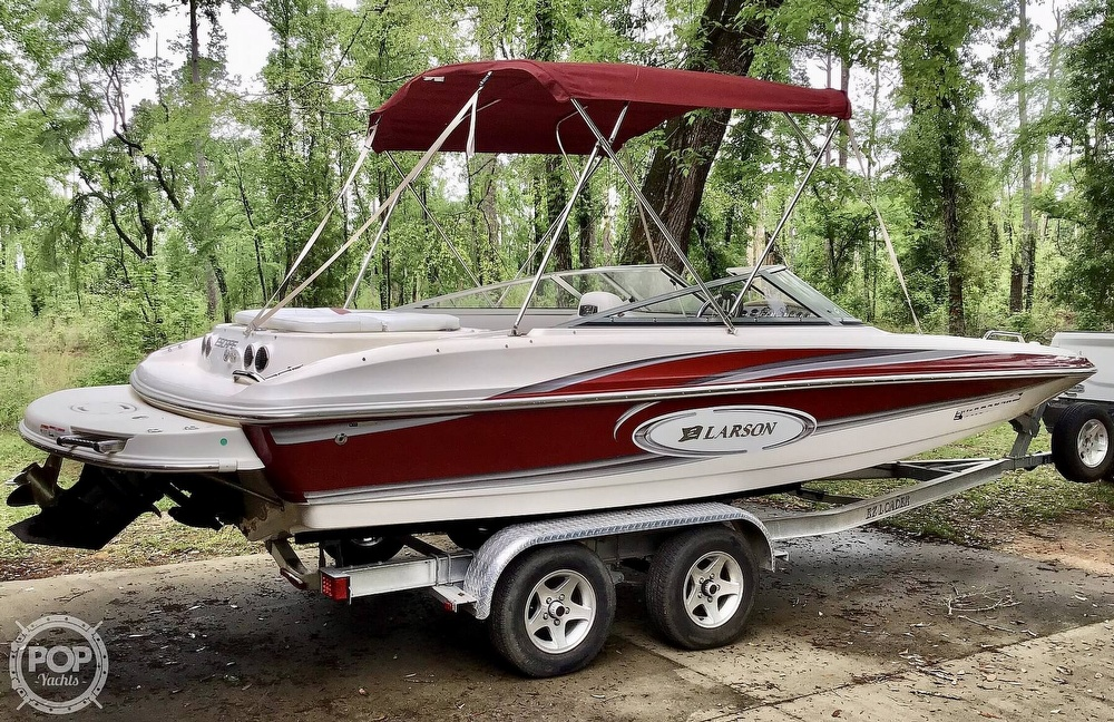 2009 Larson boat for sale, model of the boat is 204 Escape & Image # 21 of 40