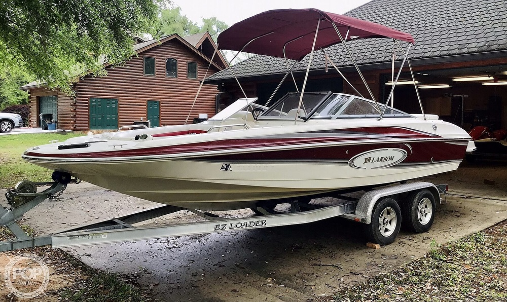 2009 Larson boat for sale, model of the boat is 204 Escape & Image # 22 of 40