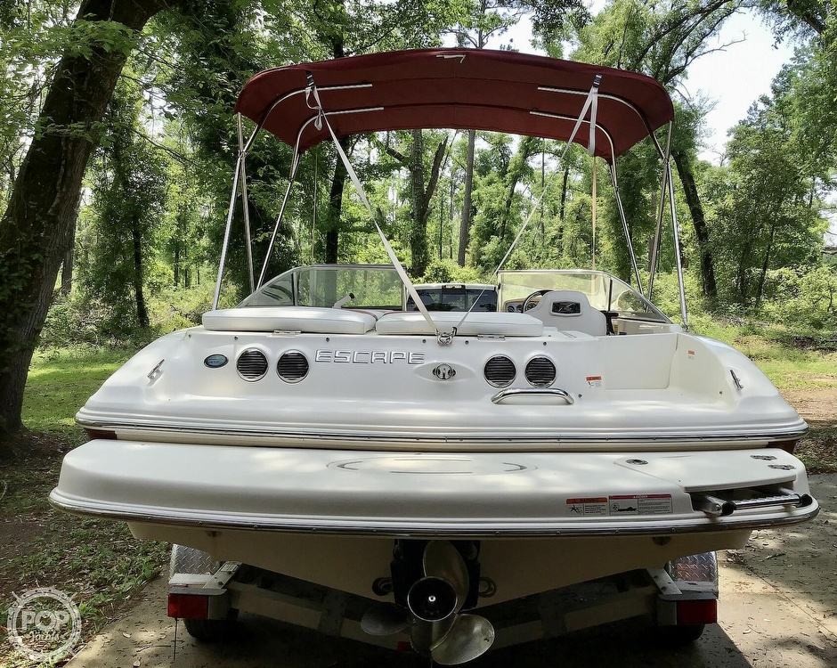 2009 Larson boat for sale, model of the boat is 204 Escape & Image # 8 of 40