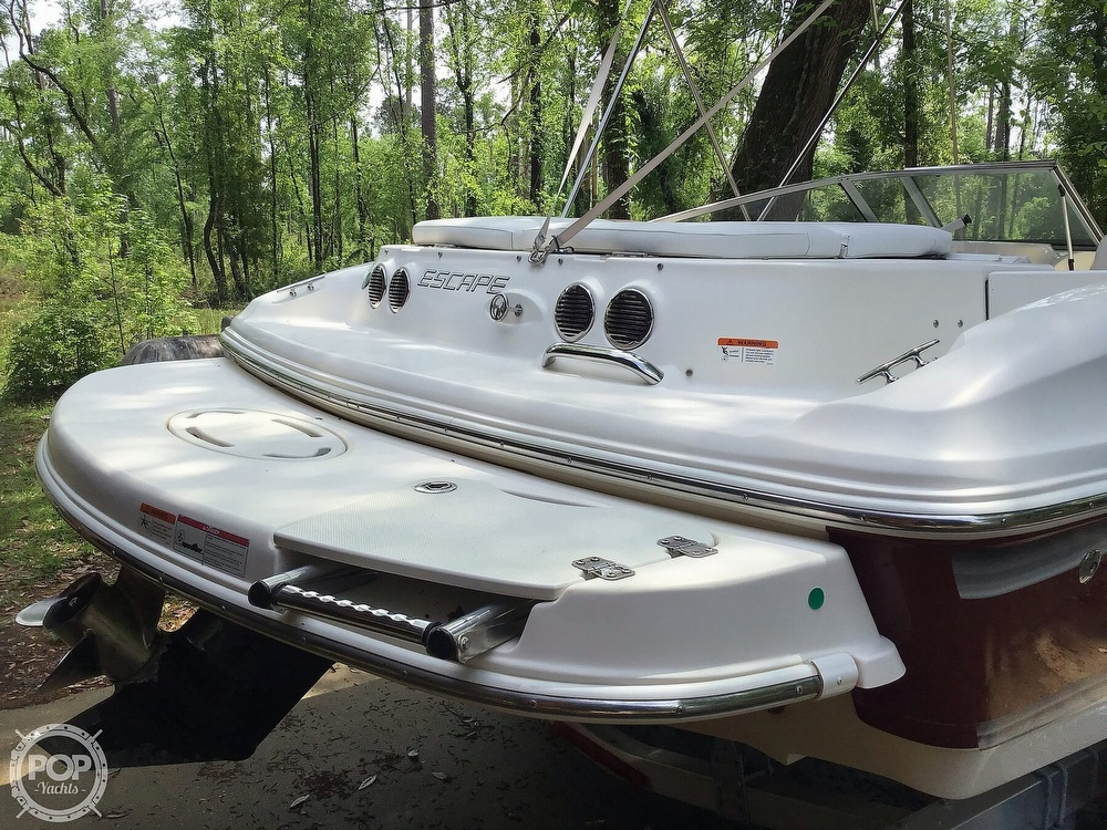 2009 Larson boat for sale, model of the boat is 204 Escape & Image # 26 of 40