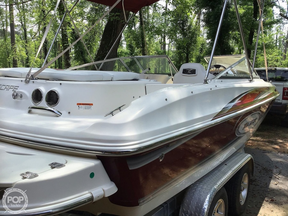 2009 Larson boat for sale, model of the boat is 204 Escape & Image # 27 of 40