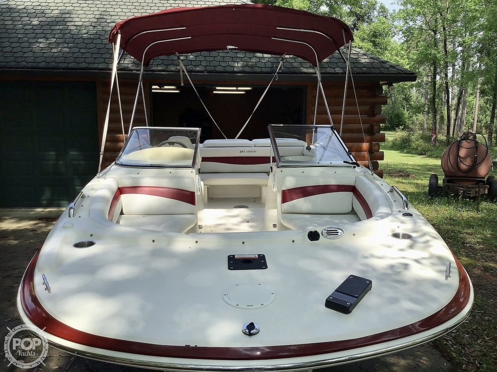 2009 Larson boat for sale, model of the boat is 204 Escape & Image # 10 of 40