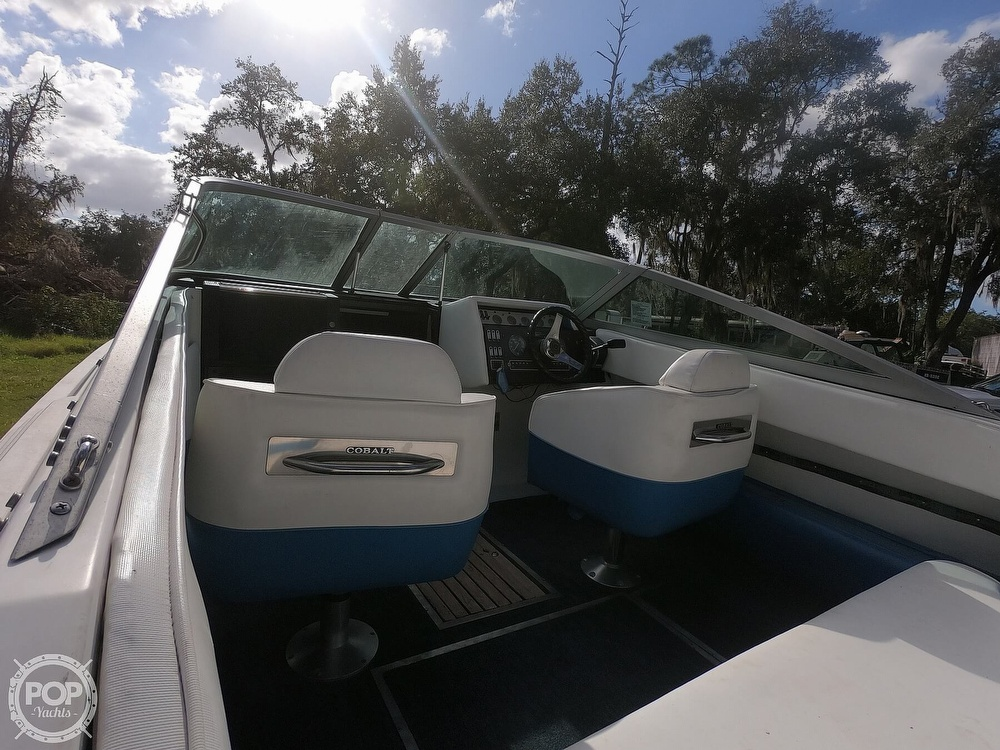 1989 Cobalt boat for sale, model of the boat is 243 & Image # 6 of 40