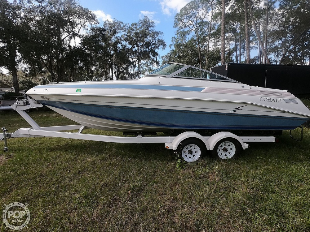 1989 Cobalt boat for sale, model of the boat is 243 & Image # 7 of 40