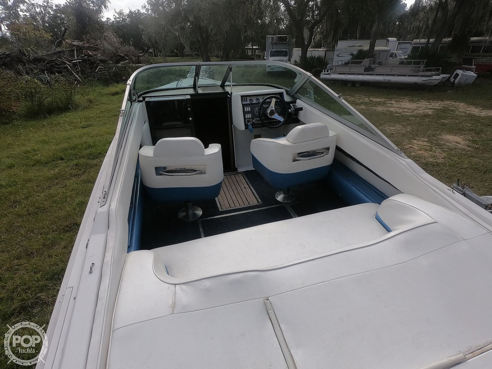 1989 Cobalt boat for sale, model of the boat is 243 & Image # 33 of 40