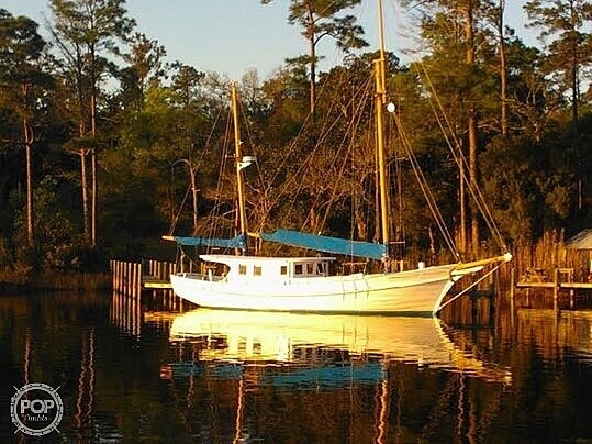 1997 Corsair Custom boat for sale, model of the boat is 48 & Image # 2 of 40