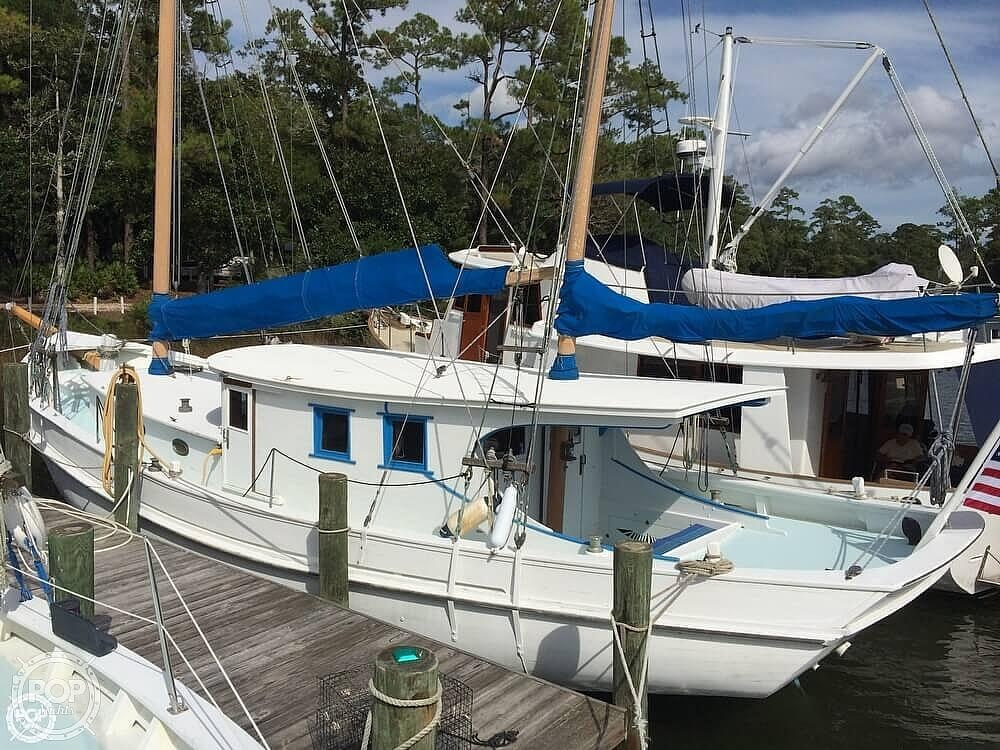 1997 Corsair Custom boat for sale, model of the boat is 48 & Image # 16 of 40