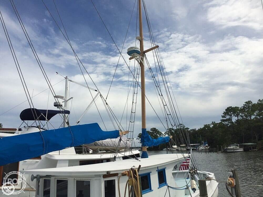 1997 Corsair Custom boat for sale, model of the boat is 48 & Image # 21 of 40