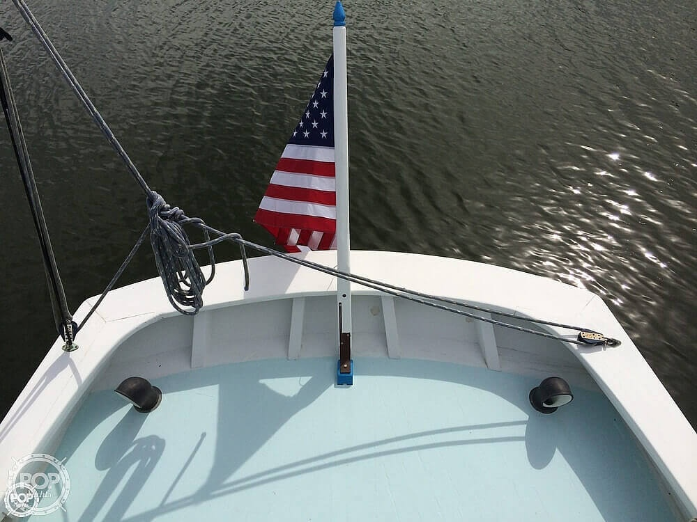 1997 Corsair Custom boat for sale, model of the boat is 48 & Image # 38 of 40