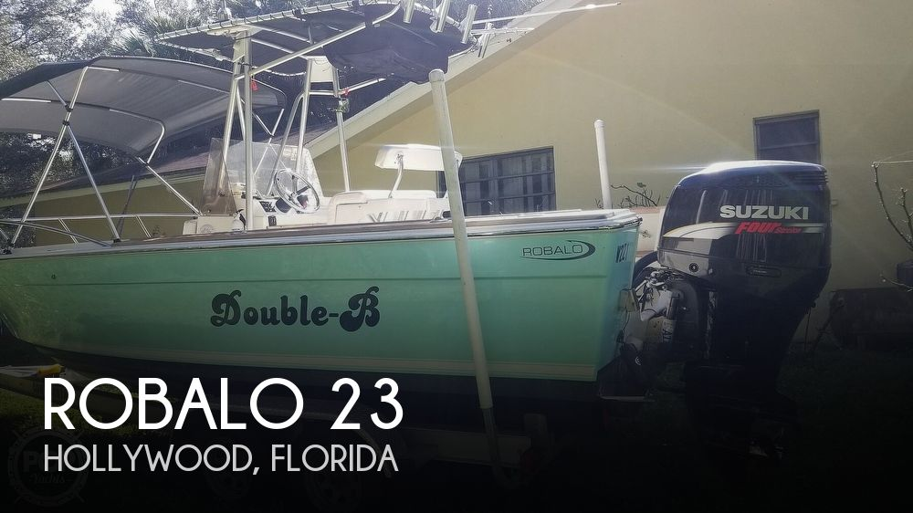 1980 Robalo boat for sale, model of the boat is 23 Center Console & Image # 1 of 40