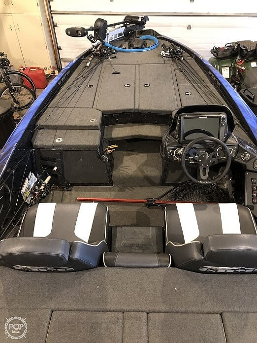 2018 Skeeter boat for sale, model of the boat is Zx225 & Image # 3 of 4