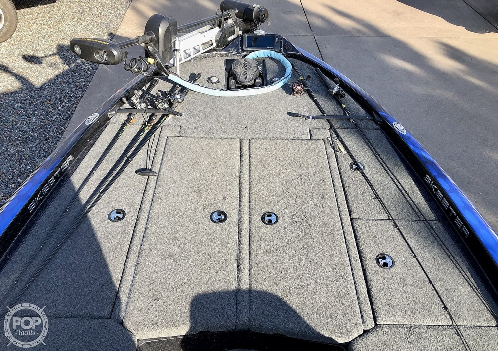2018 Skeeter boat for sale, model of the boat is ZX225 & Image # 10 of 12