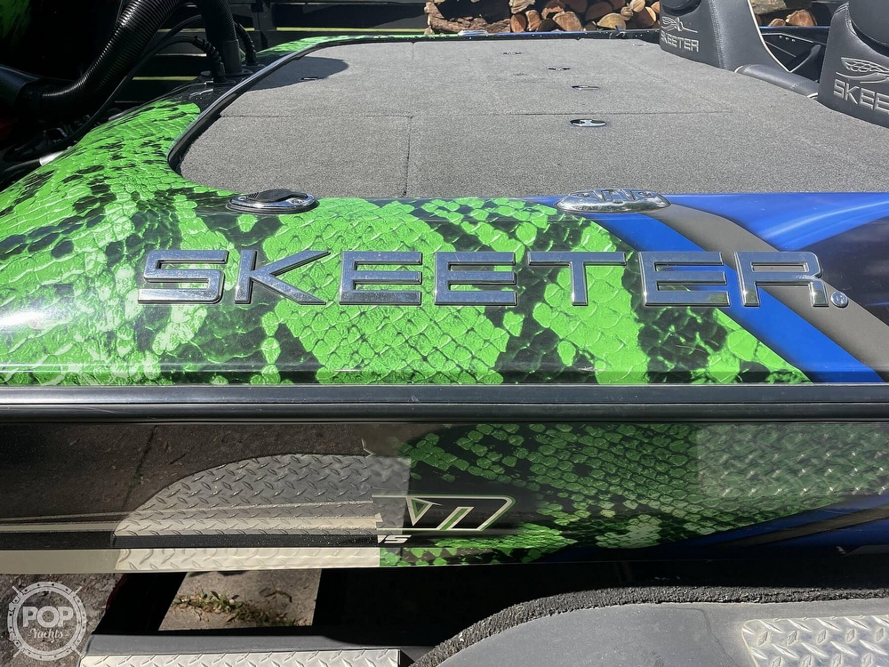 2018 Skeeter boat for sale, model of the boat is ZX225 & Image # 9 of 40