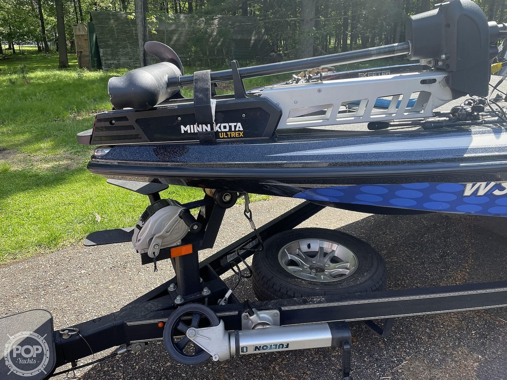 2018 Skeeter boat for sale, model of the boat is ZX225 & Image # 20 of 40