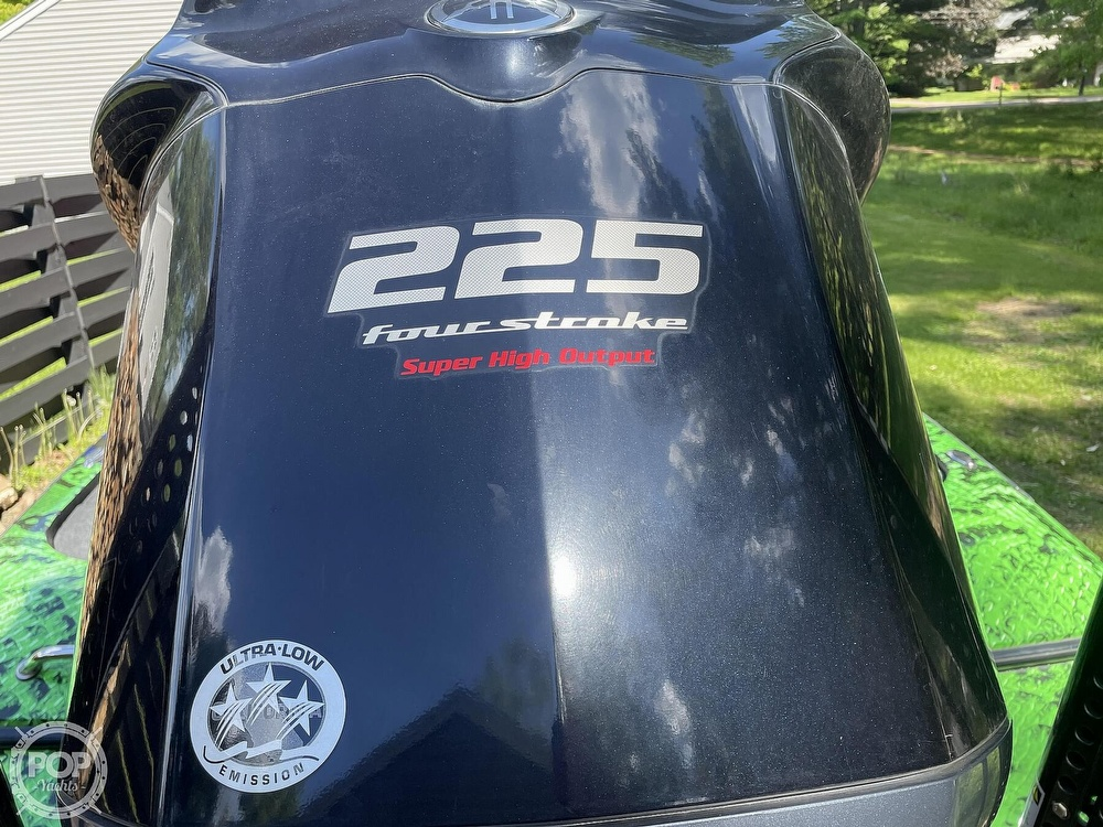 2018 Skeeter boat for sale, model of the boat is ZX225 & Image # 25 of 40