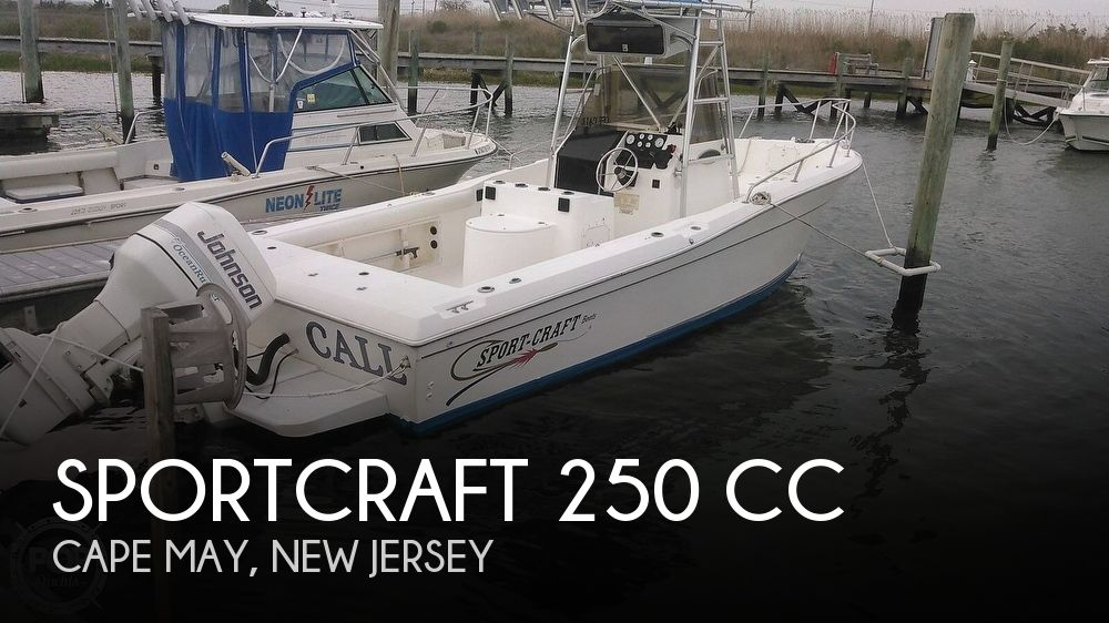 Used Boats For Sale by owner | 1998 Sportcraft 25