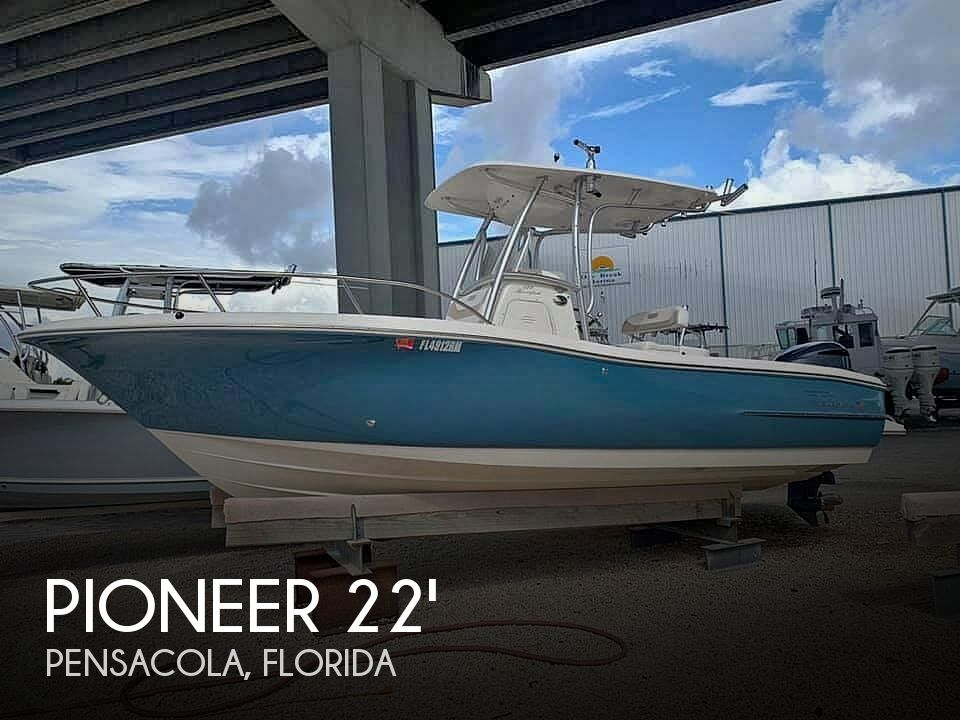 Used Pioneer Boats For Sale by owner | 2014 Pioneer Sportfish 222