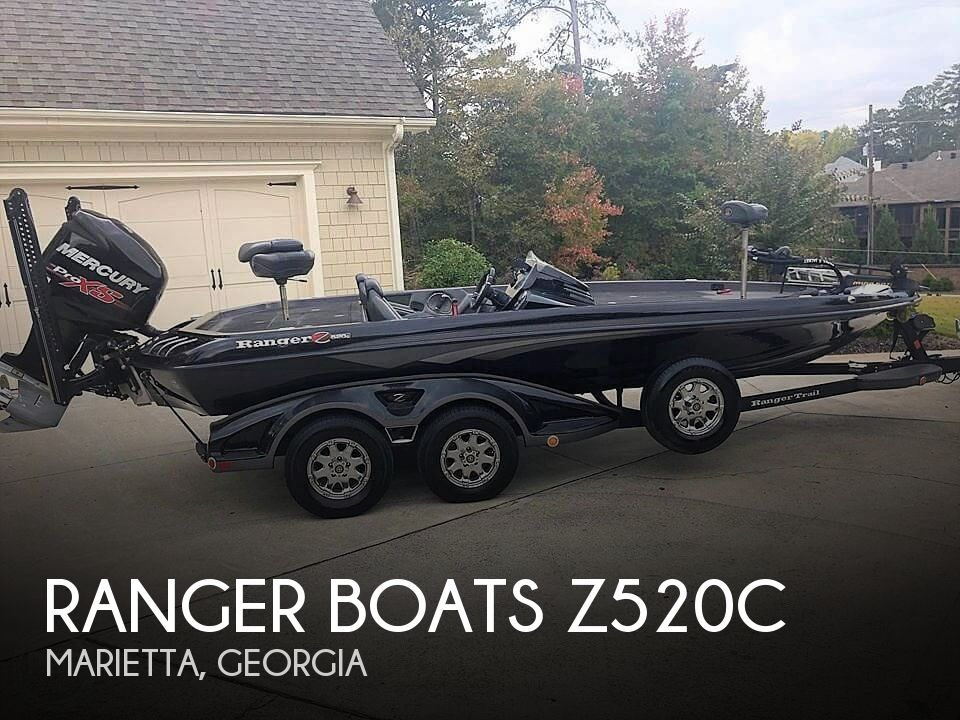 Used Ski Boats For Sale in Georgia by owner | 2014 Ranger Boats Z520c