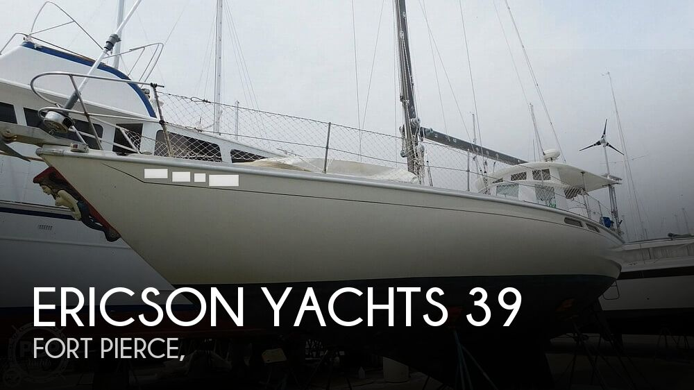 Used Ericson Boats For Sale by owner | 1972 Ericson Yachts 39