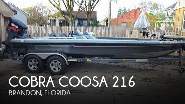 Used Cobra Boats For Sale by owner | 2002 Cobra 21