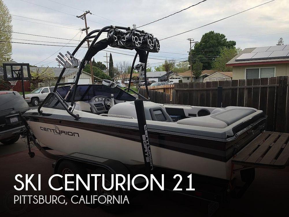 Used Ski Centurion Boats For Sale by owner | 2001 Ski Centurion 21