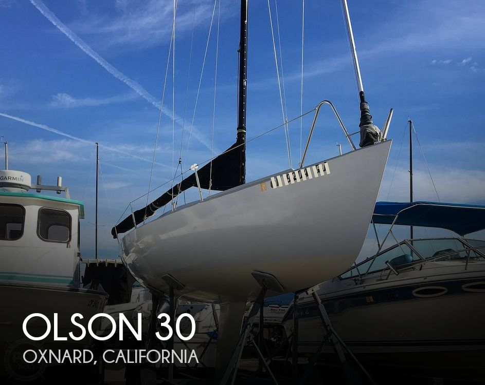 1979 Olson boat for sale, model of the boat is 30 & Image # 1 of 40