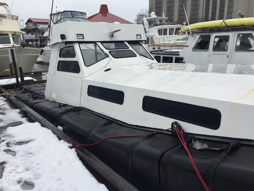 1996 US Boatworks boat for sale, model of the boat is 39 & Image # 5 of 40