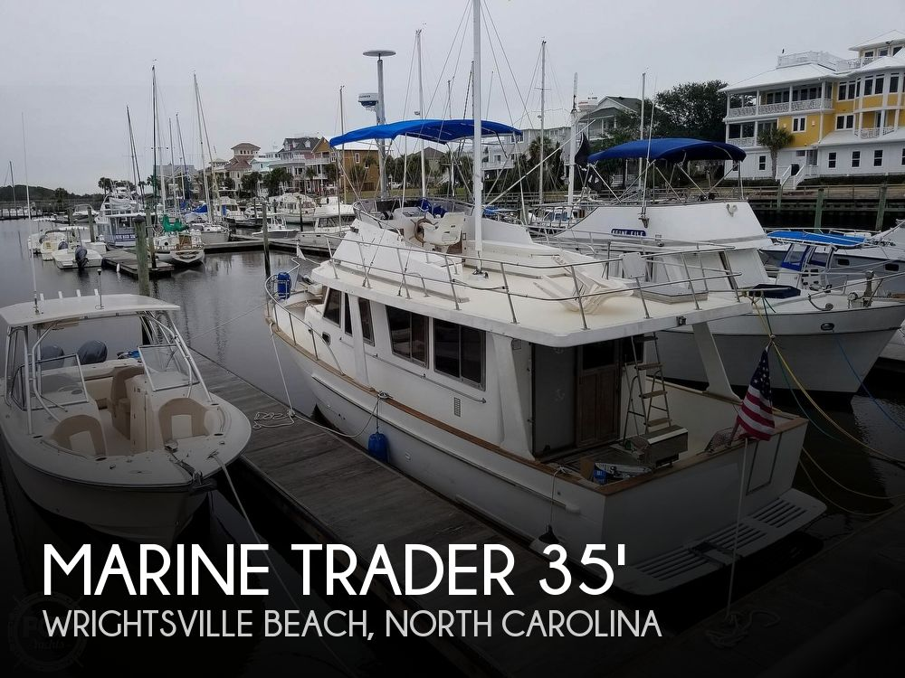 Used Marine Trader Boats For Sale by owner | 1985 Marine Trader Europa 34