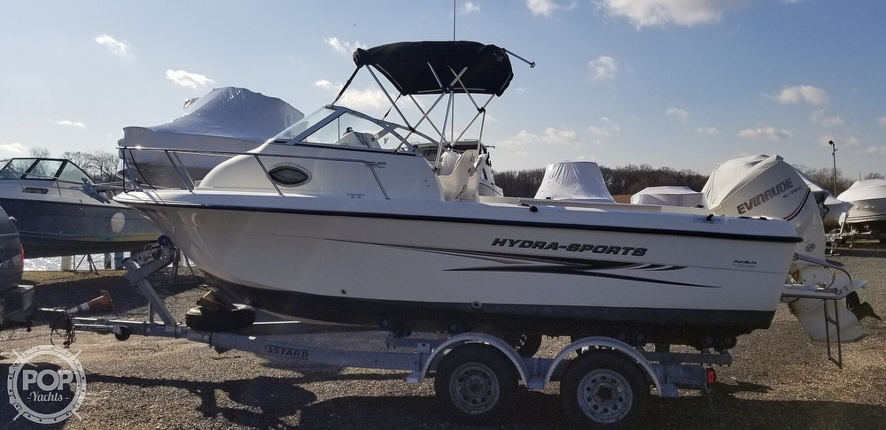 2008 Hydra-Sports boat for sale, model of the boat is 212 WA Lightning & Image # 29 of 40