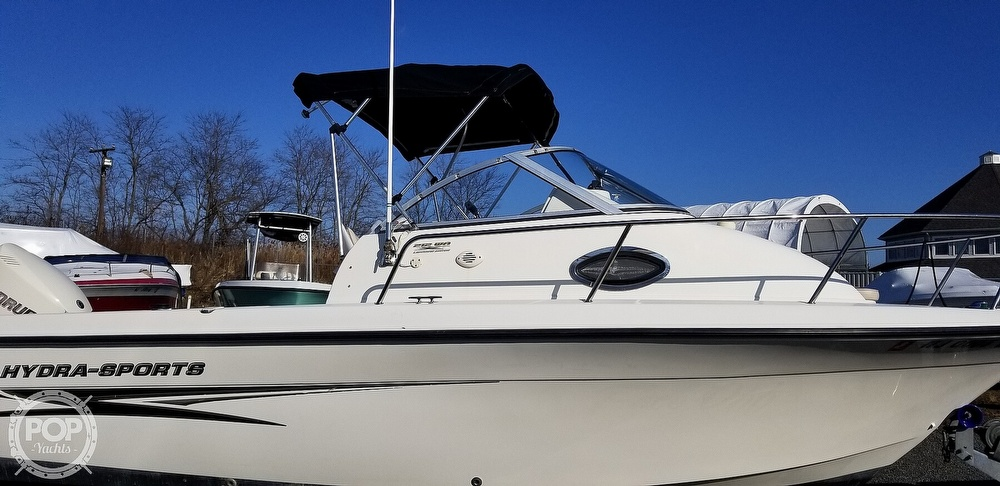 2008 Hydra-Sports boat for sale, model of the boat is 212 WA Lightning & Image # 2 of 40