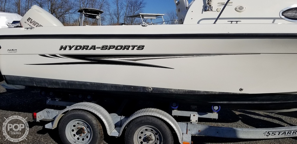 2008 Hydra-Sports boat for sale, model of the boat is 212 WA Lightning & Image # 30 of 40