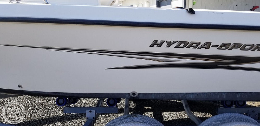 2008 Hydra-Sports boat for sale, model of the boat is 212 WA Lightning & Image # 35 of 40