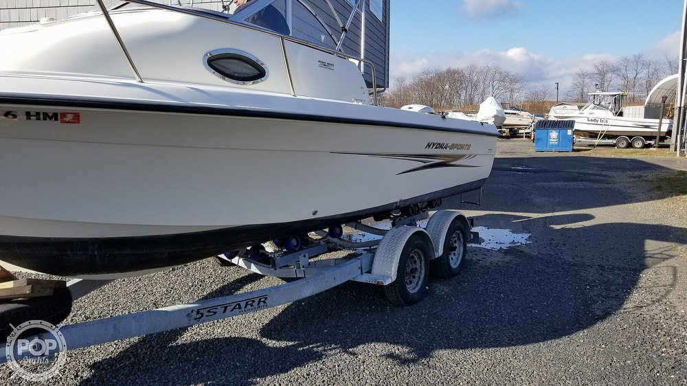 2008 Hydra-Sports boat for sale, model of the boat is 212 WA Lightning & Image # 38 of 40