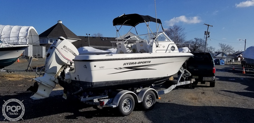 2008 Hydra-Sports boat for sale, model of the boat is 212 WA Lightning & Image # 4 of 40