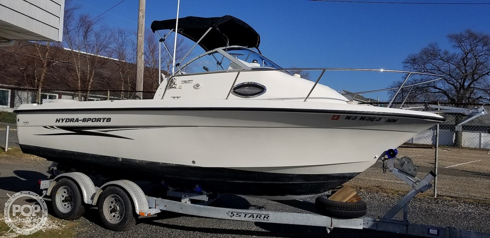 2008 Hydra-Sports boat for sale, model of the boat is 212 WA Lightning & Image # 33 of 40