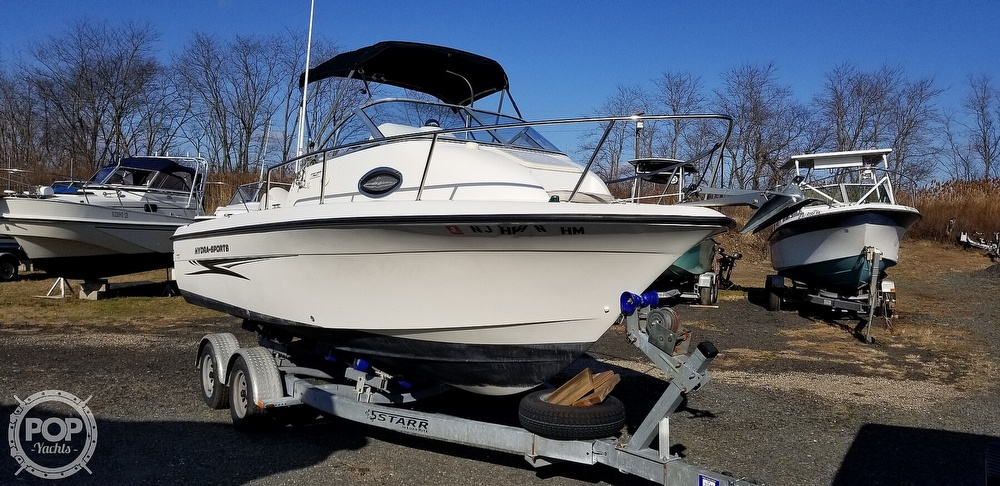 2008 Hydra-Sports boat for sale, model of the boat is 212 WA Lightning & Image # 32 of 40